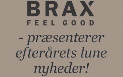 Efterårs aktuelt fra Brax